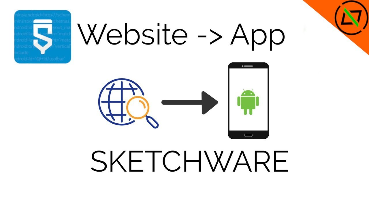 How to convert website to android app in Sketchware || CodeQuanta