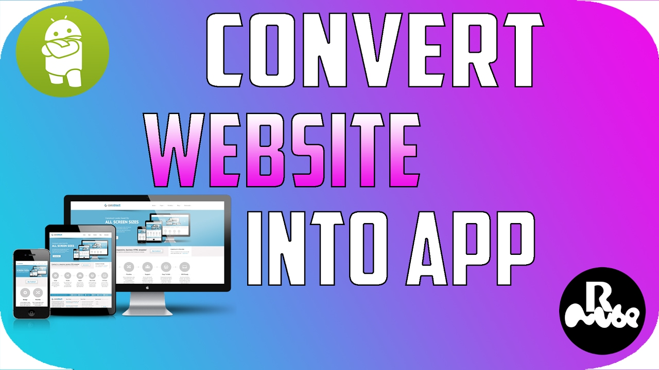 How to Convert Website into Android App easily   using Android Studio 2. 2. 3 #Tutorial