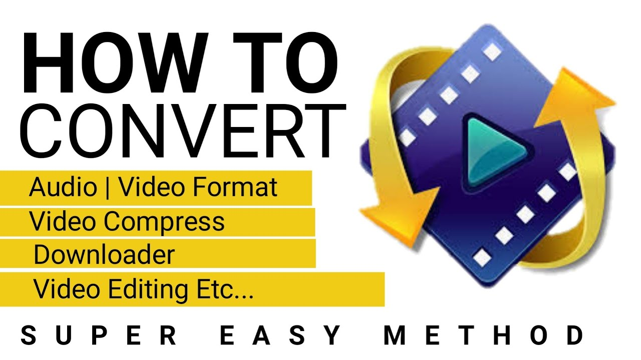 How to Convert Any Video/Audio Format | Best Converter Software For PC | UniConverter