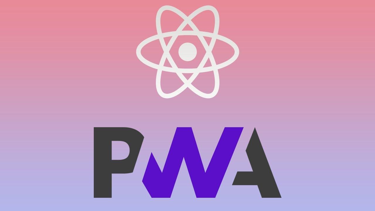 React progressive web app with create-react-app