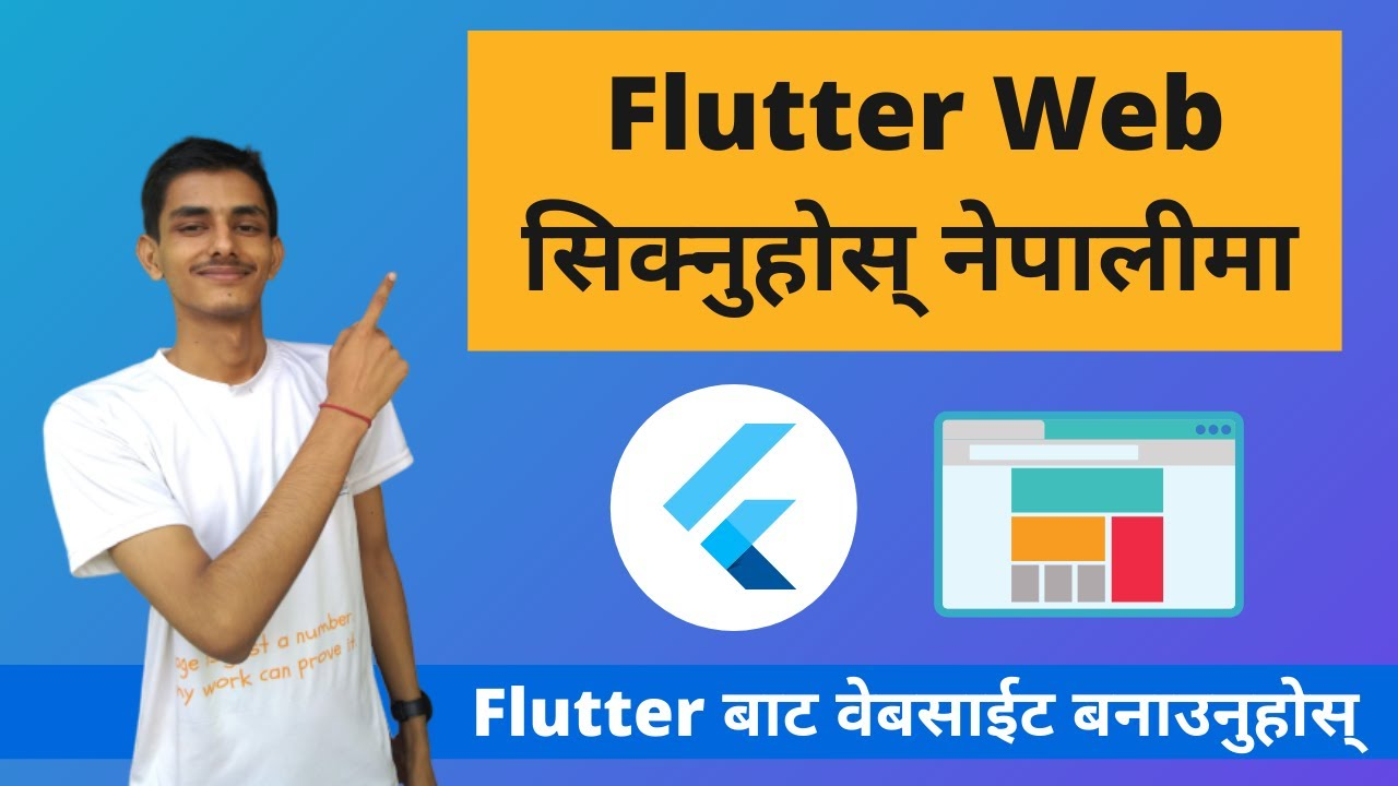 Flutter Web – Build Websites Using Flutter in Nepali | ICT Gyan