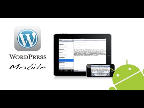 How to Convert a WordPress Website to a Mobile App in 10 Minutes with WordApp