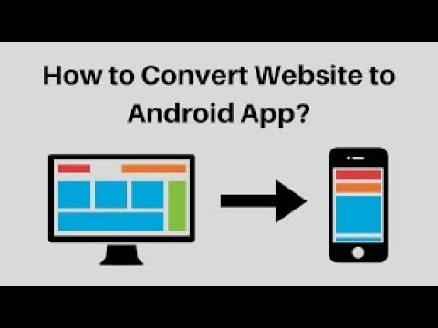 convert website to android app 2020 | web to apk 2020(part-2)