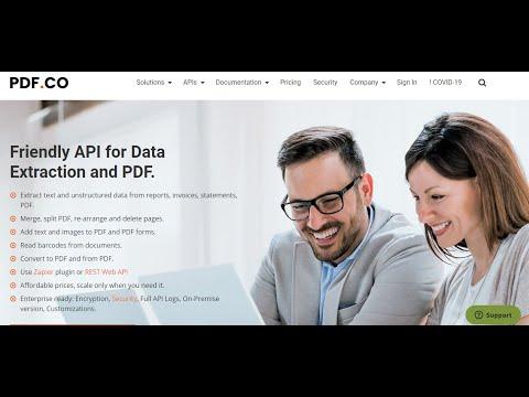 Best Online PDF Converter Website: pdf.co