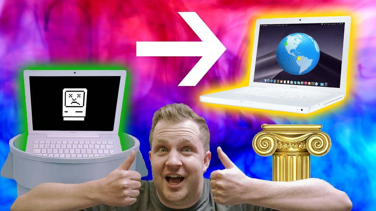 Turn an OLD Mac into a NEW Server!