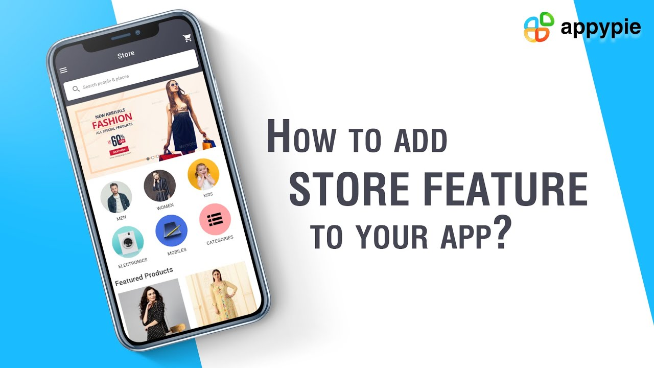 How to add Store/E-commerce feature to your app? – Lesson 25