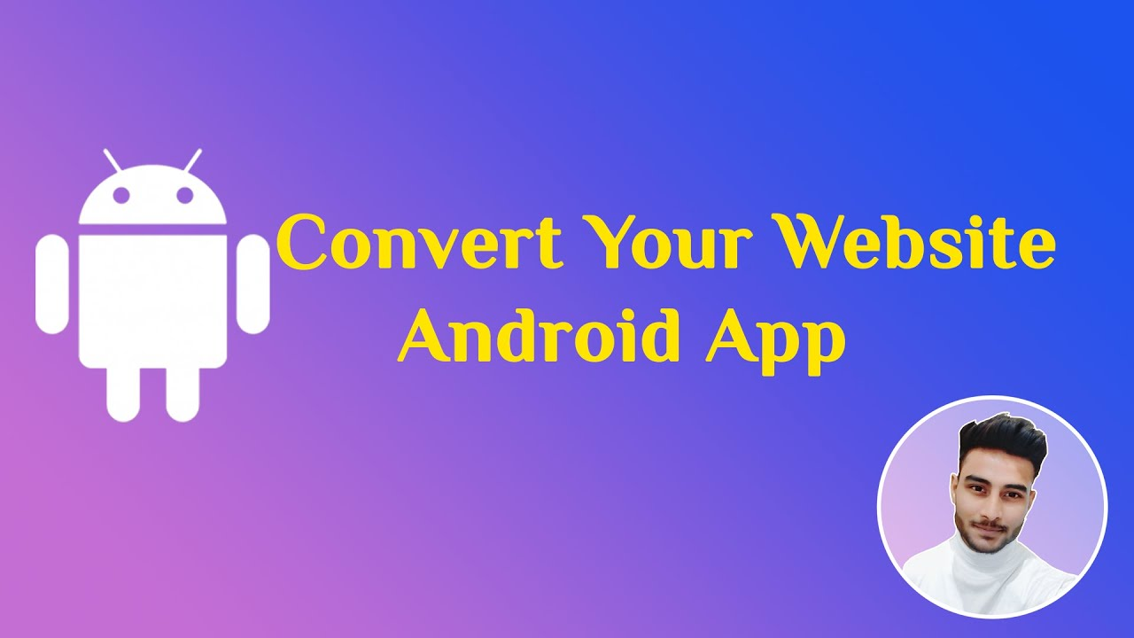 How to convert website into android app free | Android Webview tutorial in Hindi Part 20