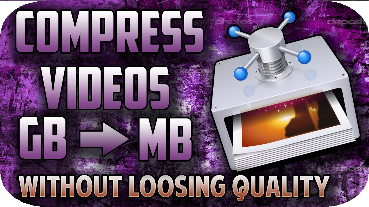 How To Convert Videos From GB To MB Without Loosing Quality || Avinash Mamidi ||