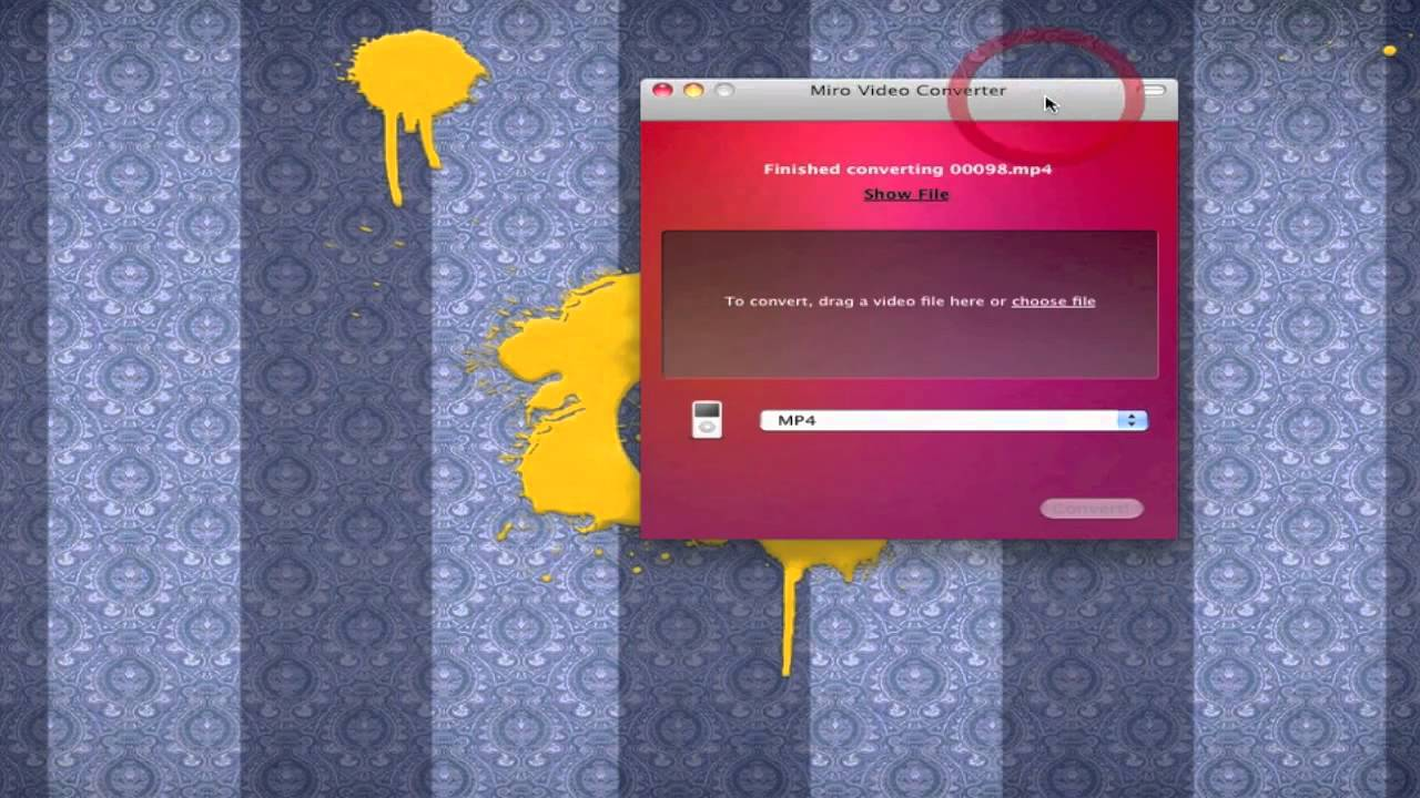 Miro Video Converter- Mac App review