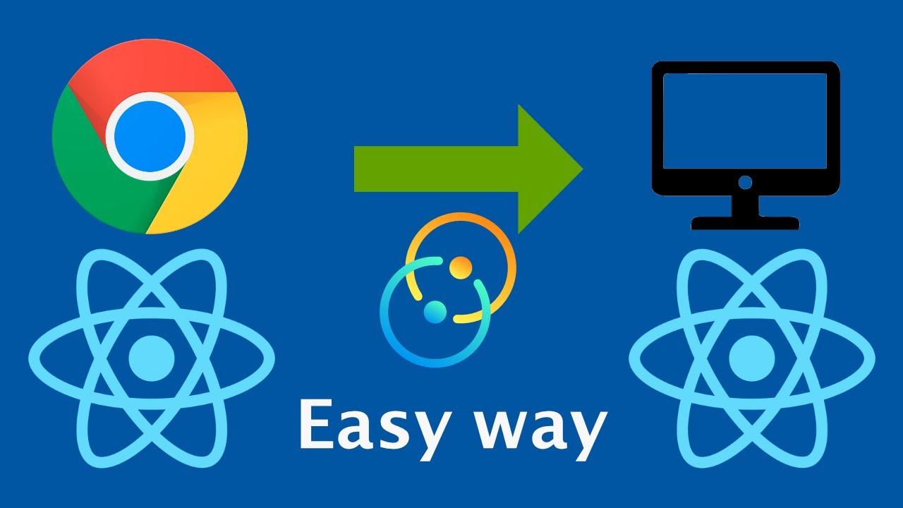 How to turn any React web app into a native desktop app(Windows, macOS, Linux) with Tauri.
