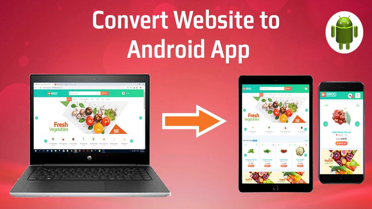 How to Free Convert a WordPress Website to a Android App in 10 Minutes!