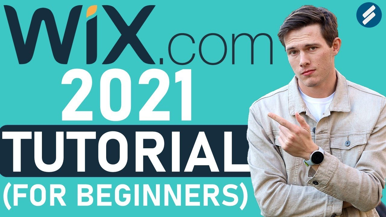 Wix Tutorial 2021(Full Tutorial For Beginners) – Create A Professional Website