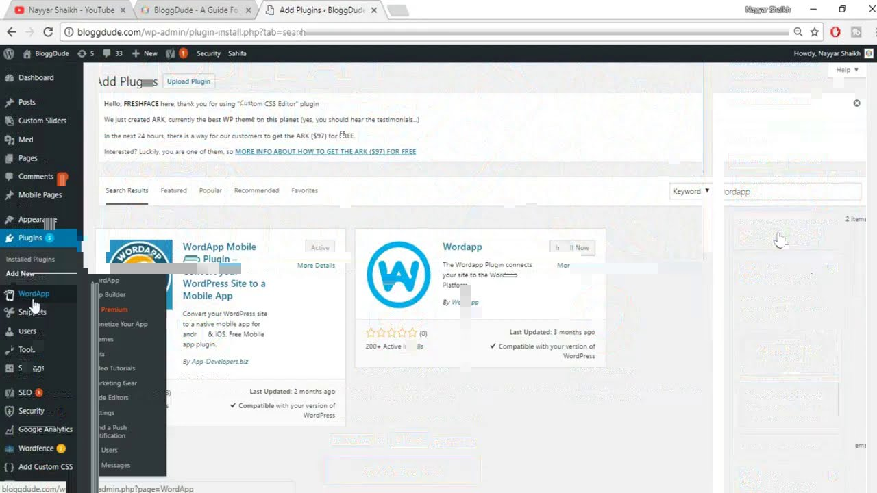 How to Convert a WordPress Website to a Mobile App