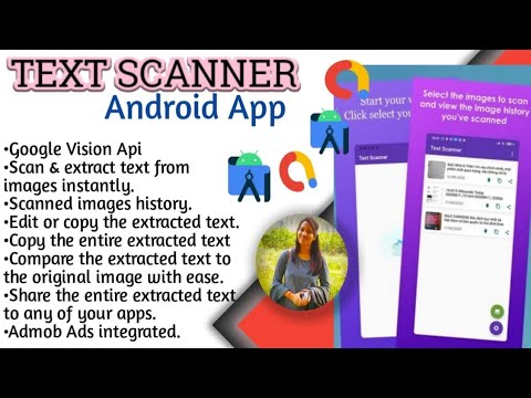 Text Scanner OCR – Image to Text Converter Android App