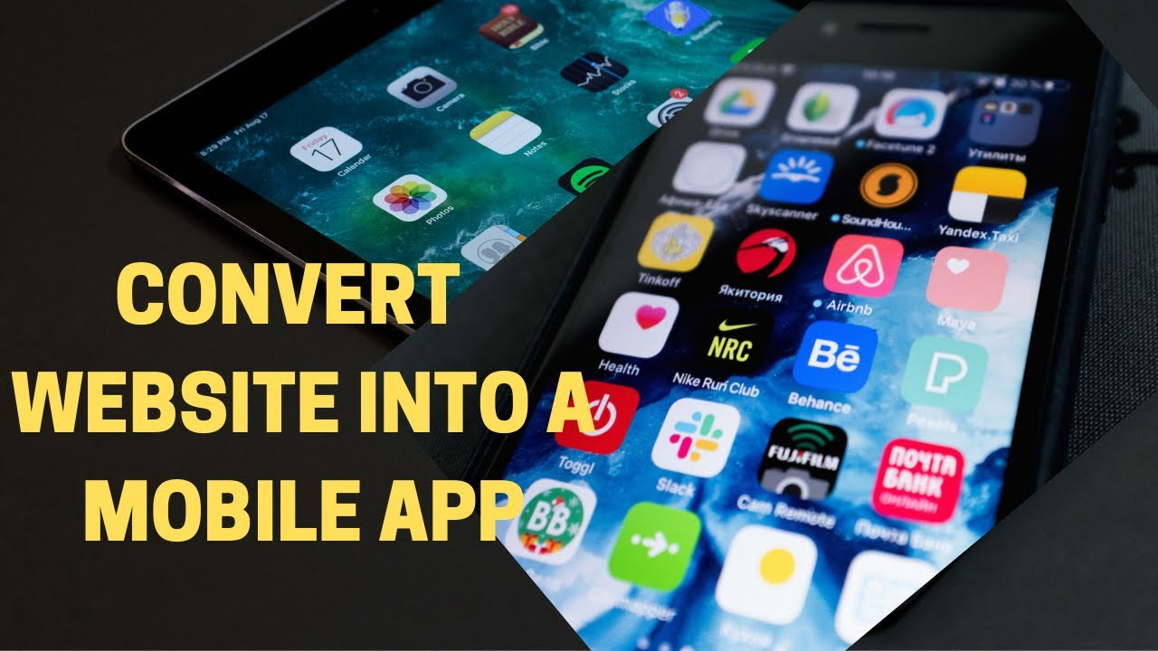 How To Convert Your WordPress and WooCommerce Website Into A Mobile App (2021 Easy Method)