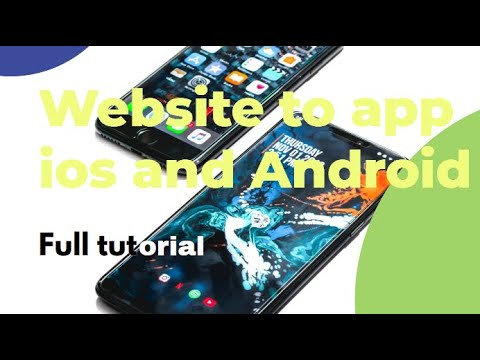How to convert your game into app!!  |   How to convert website into app!!