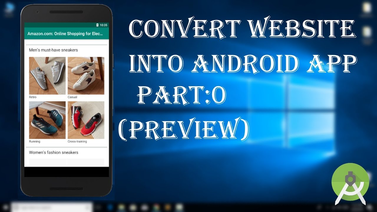 Convert Your Website into android part-0 [Android studio tutorial]