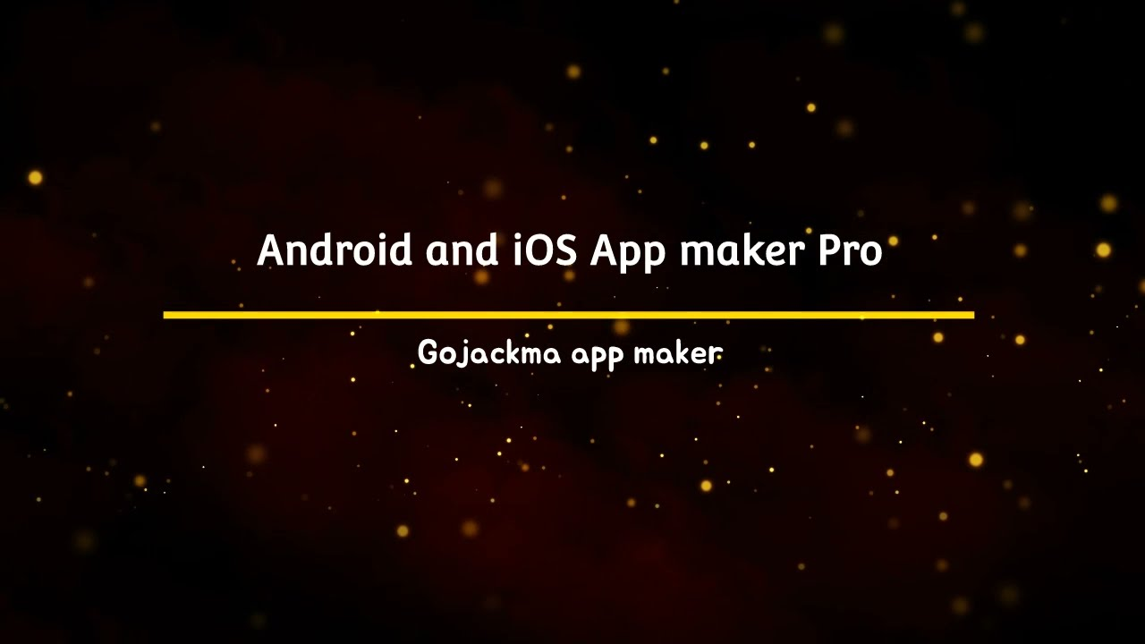 Android & IOS App Maker Pro   Best & Simplest Method   Best Android App Maker In Afghanistan