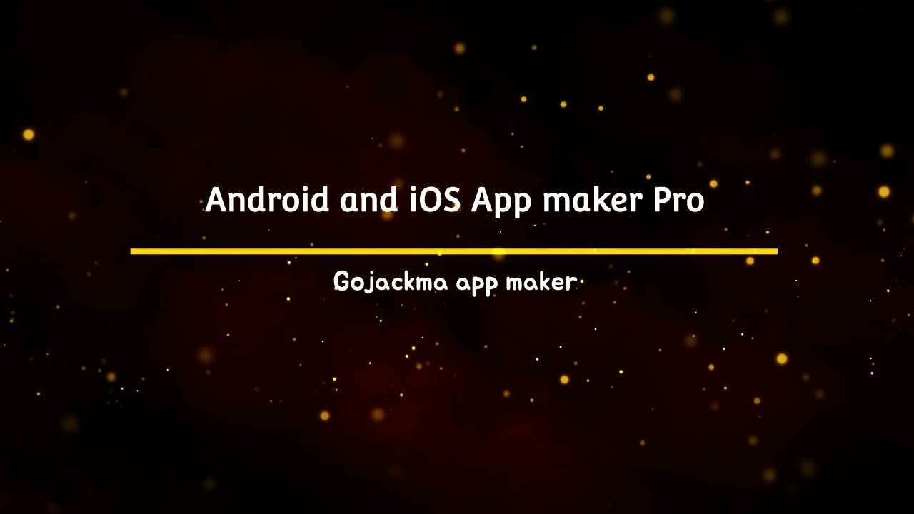 Android & IOS App Maker Pro   Best & Simplest Method   Best Android App Maker In Albania