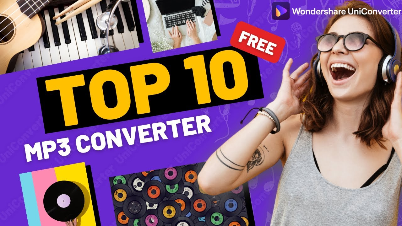 The Best Free MP3 Converters for All Platforms