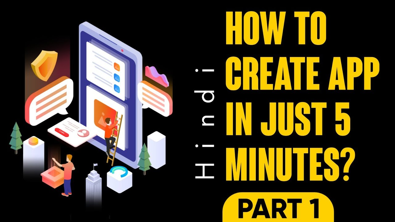 How To Create App in Just 5 Minute Free without Coding || App Creation || Witrix