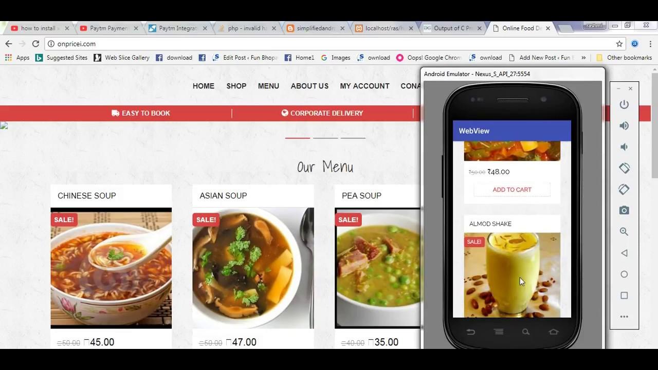 How To Convert Website Into APP