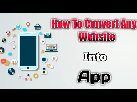 How To Convert Any Website To Android App ||App Development Series||#Thunkable11