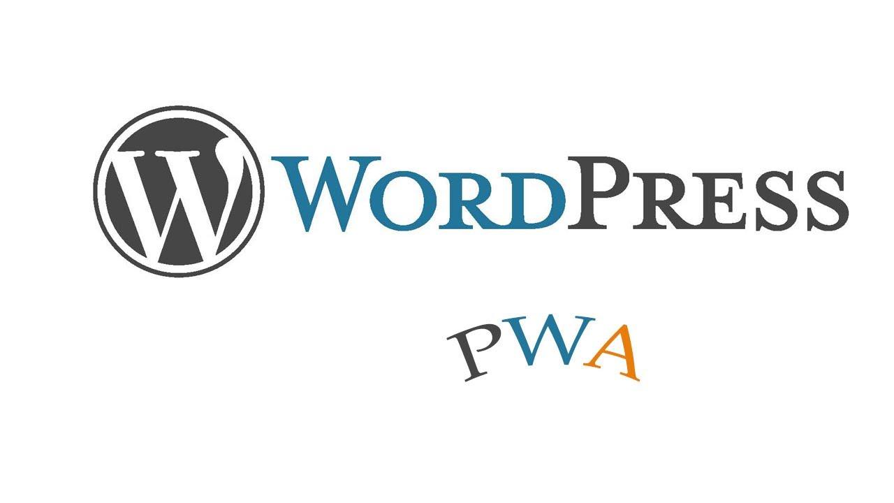 How to make WordPress a PWA (Progressive Web App)